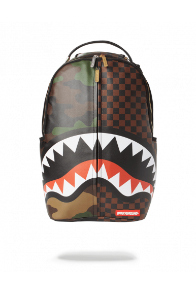 SPRAYGROUND ZAINO JUNGLE PARIS 3156