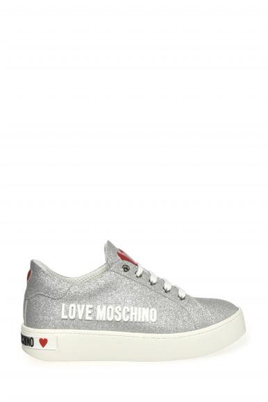 LOVE MOSCHINO SNEAKER GLITT 15113