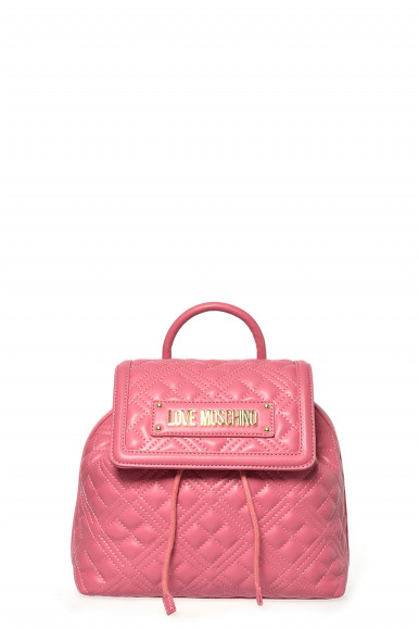 LOVE MOSCHINO ZAINO FUXIA TRAP 4009