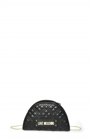 LOVE MOSCHINO BORSA NERA TRAP 4013