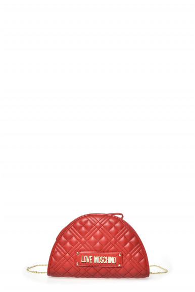 LOVE MOSCHINO BORSA ROSSA TRAP 4013