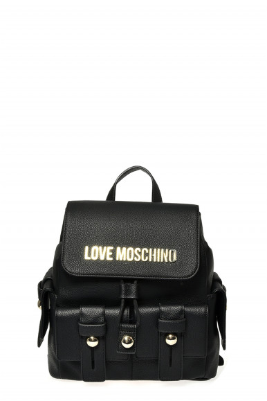 LOVE MOSCHINO ZAINO NERO 4019