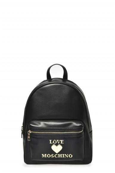 LOVE MOSCHINO ZAINO NERO 4060