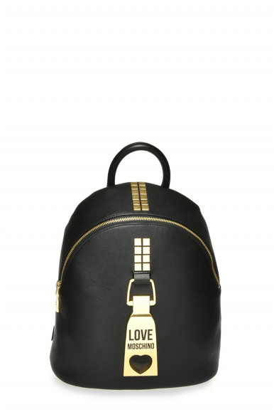 LOVE MOSCHINO ZAINO NERO 4087