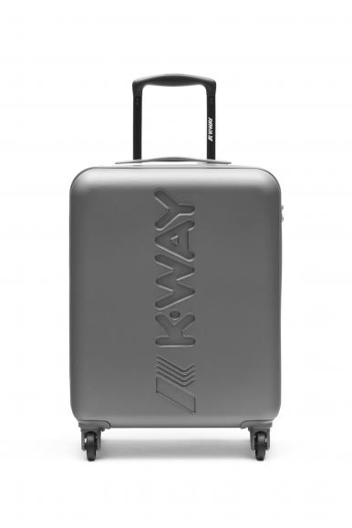K-WAY TROLLEY GRIGIO K-AIR CABIN
