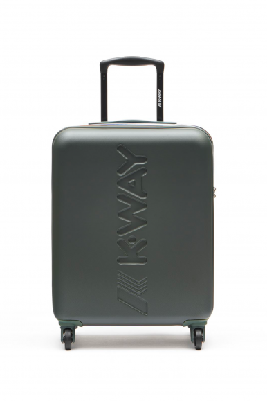 K-WAY TROLLEY VERDE MILITARE K-AIR CABIN