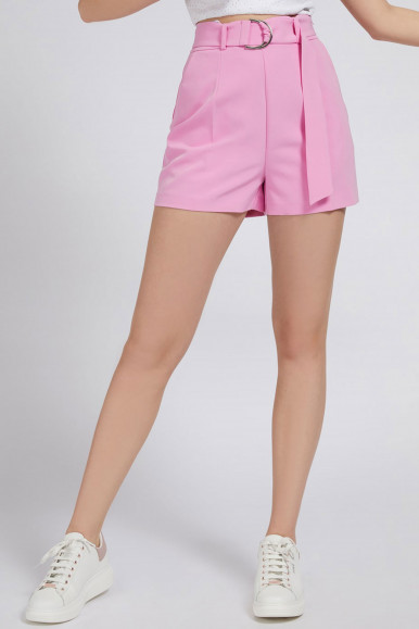 GUESS SHORT DONNA ROSA CON CINTURA NEW SUZY