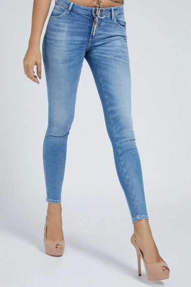 GUESS JEANS MODELLANTE SUPER STRETCH BTOR