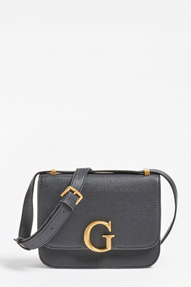 GUESS BORSA NERA CORILY CONVERTIBLE