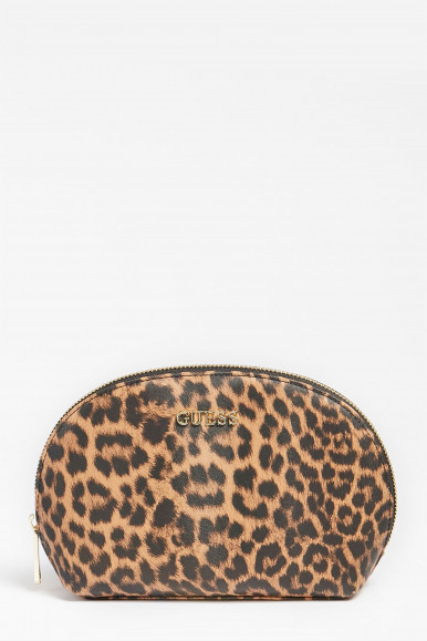 GUESS POCHETTE ANIMALIER LALIE