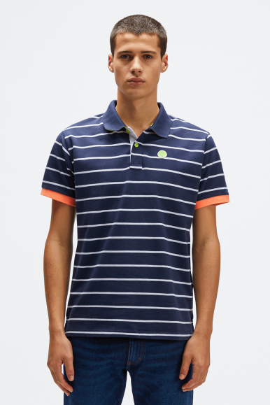 NORTH SAILS POLO 2319 BLU