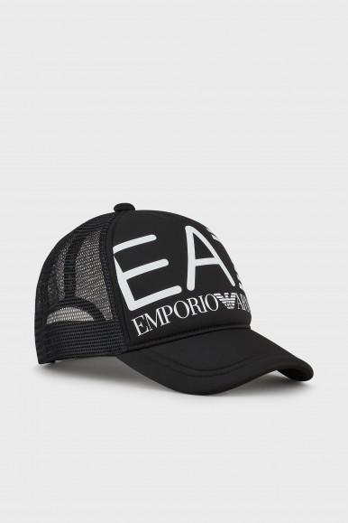 EA7 CAPPELLO NERO 274809