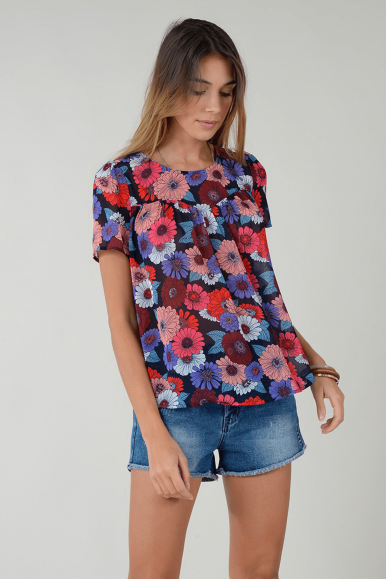 MOLLY BRACKEN TOP A FIORI R1427AP21