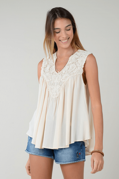 MOLLY BRACKEN TOP R1263E21