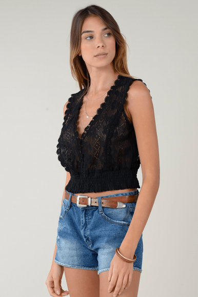 MOLLY BRACKEN TOP LA627E21