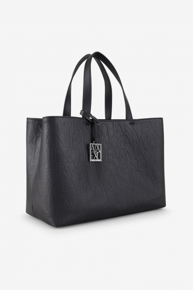 ARMANI EXCHANGE SHOPBAG 942646 NERO