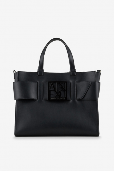 ARMANI EXCHANGE SHOPBAG 942689 NERO