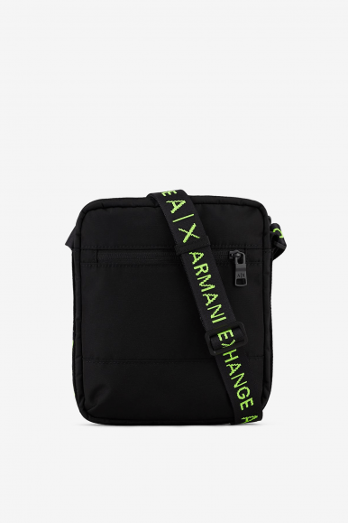ARMANI EXCHANGE TRACOLLA 952333 NERO-LIME