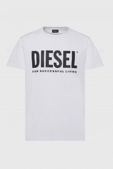 T-SHIRT DIESEL BIANCO