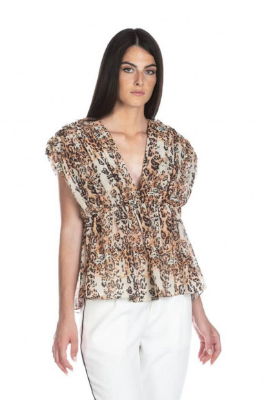 RELISH BLUSA ROUCH GUARDIANIM