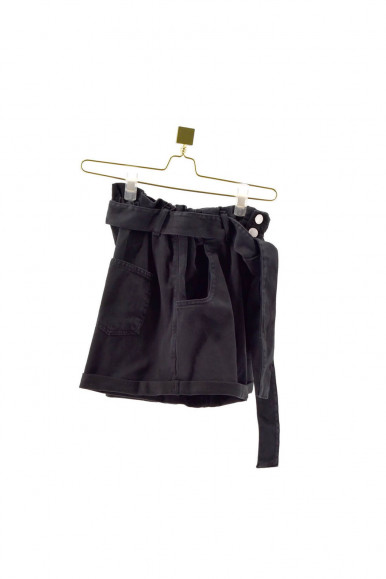 RELISH SHORT KUSUM NERO