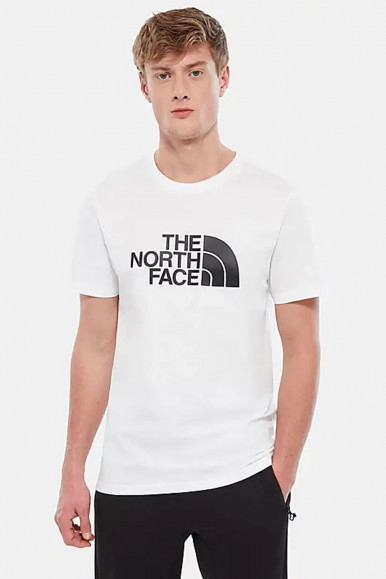 T-SHIRT UOMO THE NORTH FACE BIANCO EASY