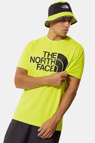 T-SHIRT UOMO THE NORTH FACE LIME STANDARD