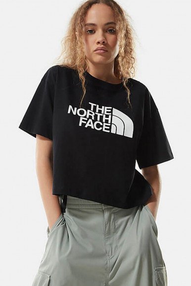 T-SHIRT DONNA THE NORTH FACE CROPP EASY