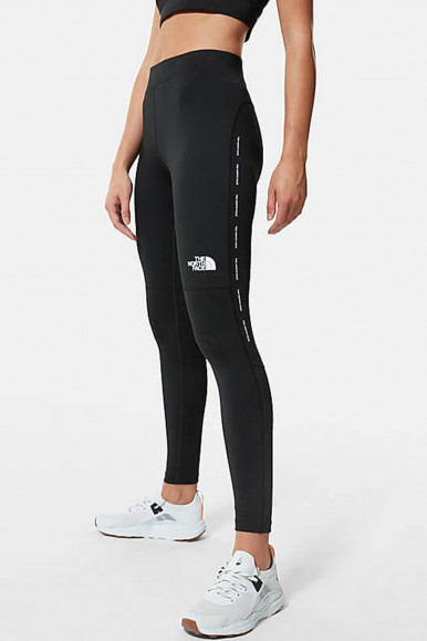 LEGGINGS DONNA THE NORTH FACE NERO MA TIGHT