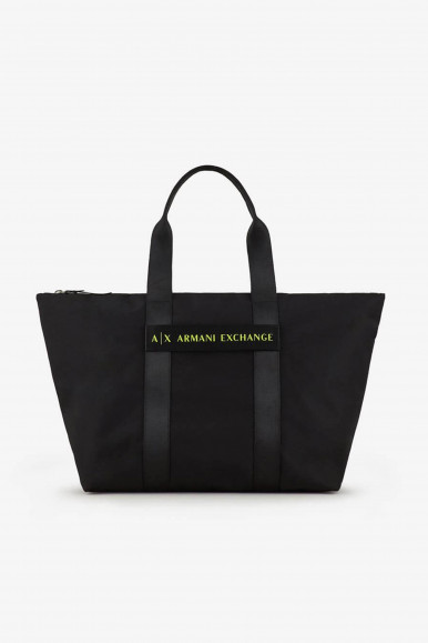 BORSA ARMANI EXCHANGE NERO 942740