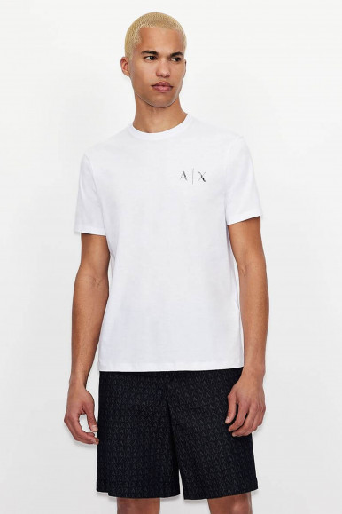 ARMANI EXCHANGE T-SHIRT 3KZTGB