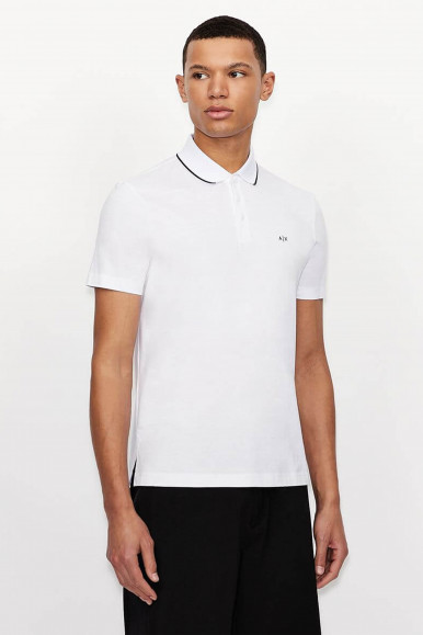 ARMANI EXCHANGE POLO 3KZFFT