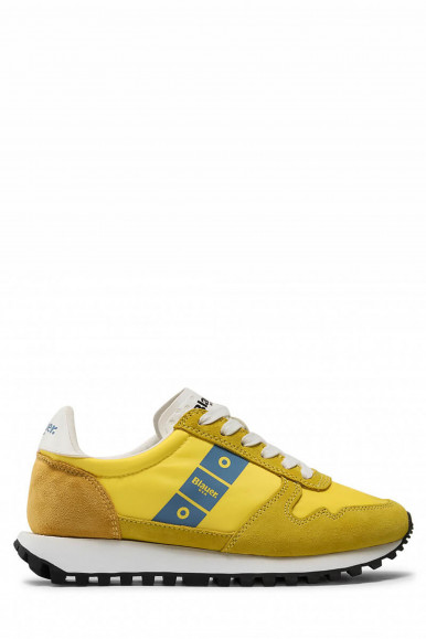 SCARPE DONNA BLAUER MERILL01-NYS YELLOW