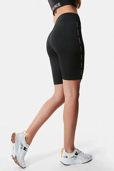CICLISTA TIGHT DONNA THE NORTH FACE NERO