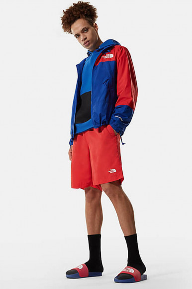 COSTUME BOXER UOMOT HE NORTH FACE V RAPIDS ROSSO