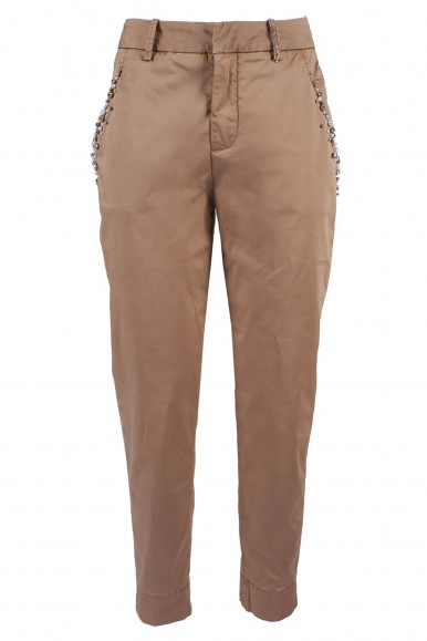 YES-ZEE PANT STRAS P651-FS00