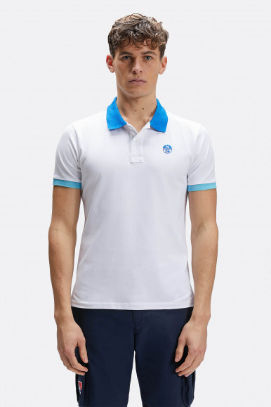 NORTH S POLO W/GRAPHIC 2314