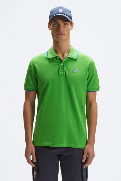 NORTH S POLO W/LOGO 2241
