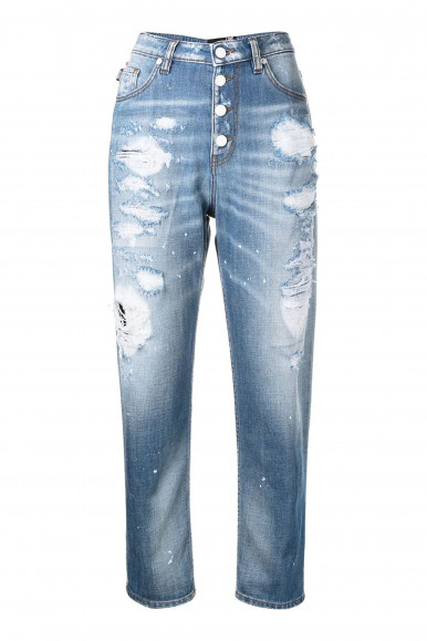 MOSCHINO JEANS STRAP WQ381-8R