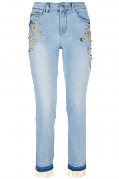 YES-ZEE JEANS P343-P658