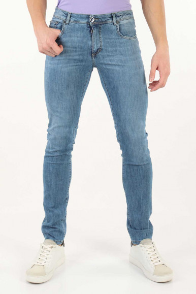 CAMOUFLAGE JEANS ROCCO A520