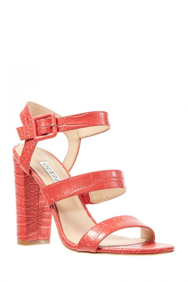 SANDALO GUESS MELODIE2 ROSSO