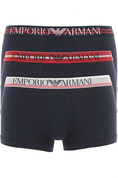 E ARMANI 3-BOXER 111357-1P723