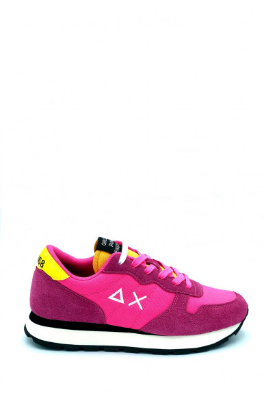 SUN 68 WOMAN FUXIA SHOES ALLY  SOLID