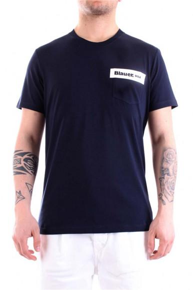BLAUER MAN BLUE T-SHIRT 2136