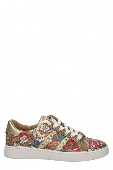 GUESS WOMAN FLOWER SHOES BEVLEE FIORI