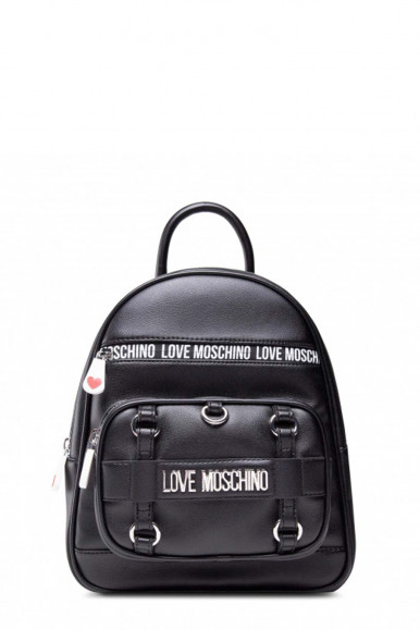 LOVE MOSCHINO ZAINO NERO DONNA 4143