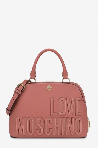 LOVE MOSCHINO BAULETTO ROSA DONNA 4176