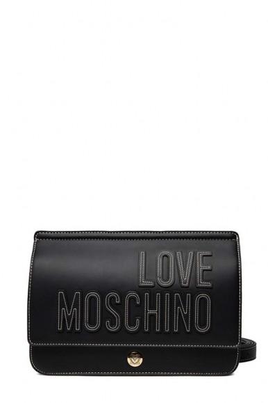 LOVE MOSCHINO WOMEN'S BLACK SHOULDER 4179