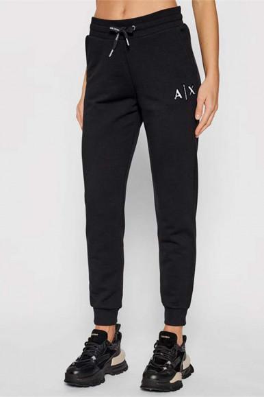 ARMANI EXCHANGE BLACK WOMAN'S PANTS 6KYP78